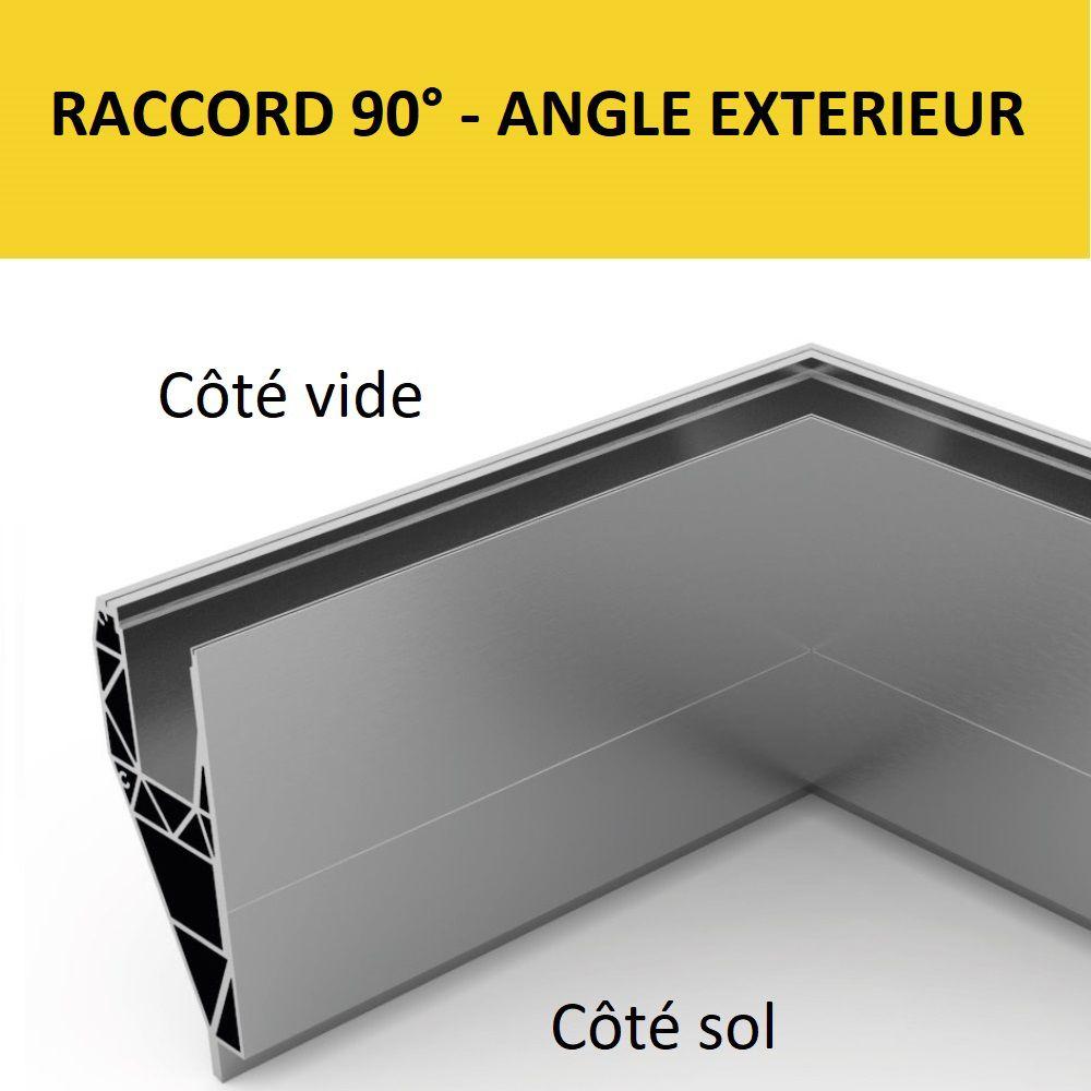 RACCORD 90° - ANGLE RENTRANT