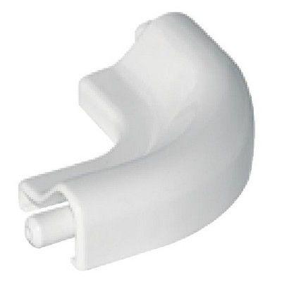 Raccord d\'angle 90° pour profil de seuil d\'étanchéité pour cabine de douche