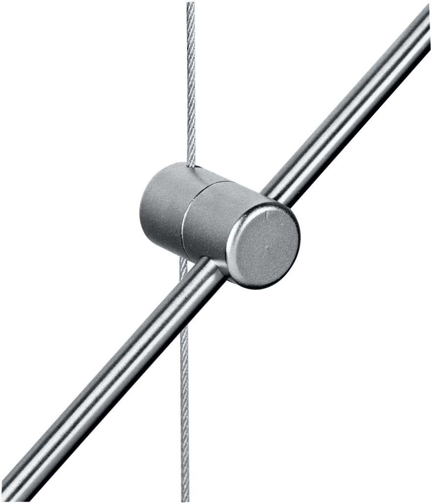 Raccord orientable câble Ø1,5/tige Ø6 mm