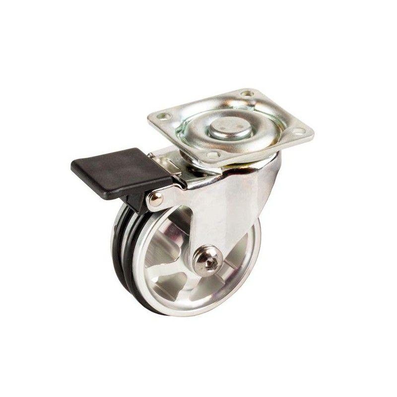 Roulette Design sur Platine Pivotante