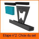 SET DE CALES FLEX-FIT POUR TL-30/60