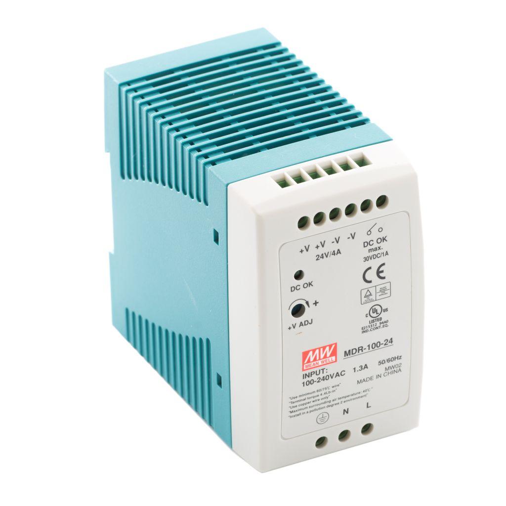 TRANSFORMATEUR 220/24 VDC - 60W - DIN RAIL